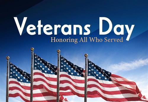 SPSD to host veterans day programs