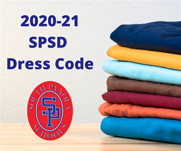 2020-21 SPSD Dress Code announced