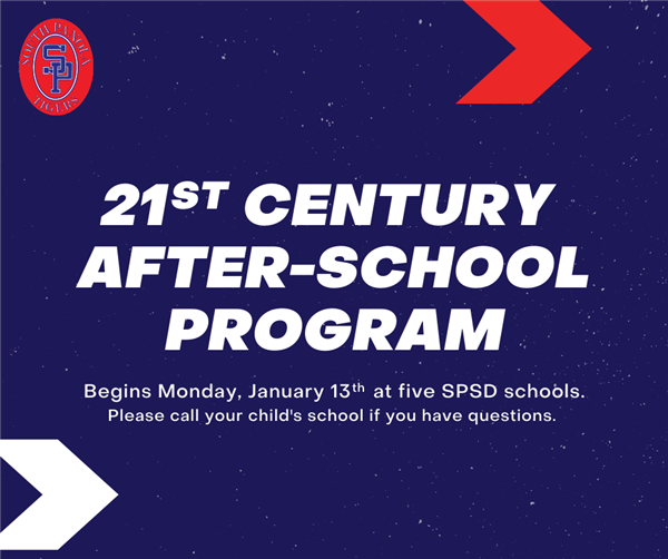 21st Century Program Begins January 13th