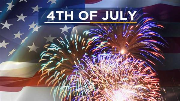 SPSD schools, offices closed for Fourth of July