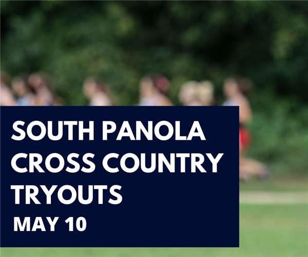 South Panola Cross Country May 10