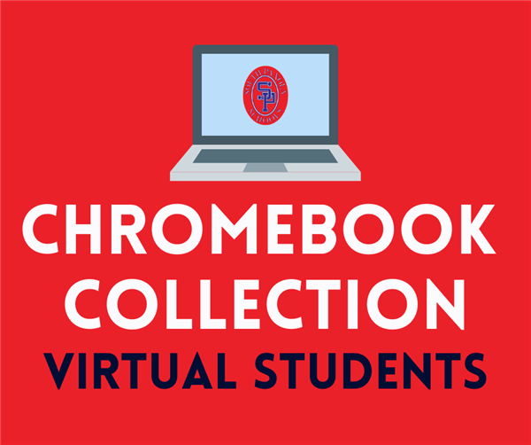 Chromebook Collection for Virtual Students