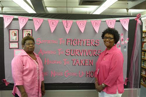 BJHS holds Breast Cancer Luncheon
