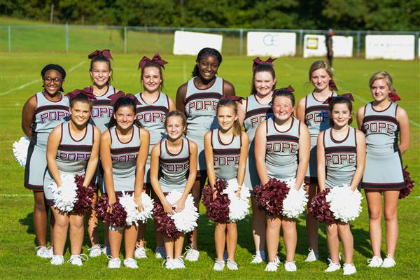 Pope mini cheer camp to be held Sept. 9
