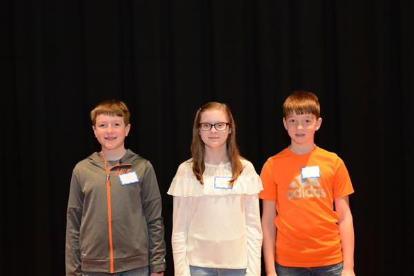 Conaway named top speller