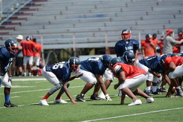 BJHS seventh grade football team to take on eighth grade