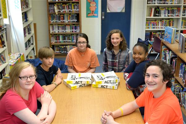 Six BJHS students recognized by Duke TIP