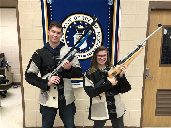 SPHS rifle team hits the mark over the weekend
