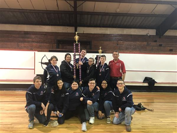 SP rifle team hits the mark at state championship