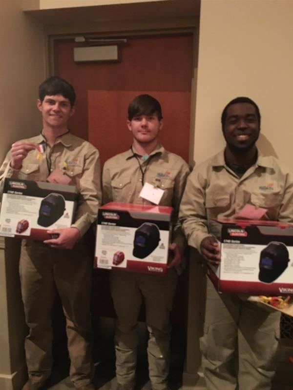 CTE students fare well at SkillsUSA event