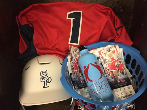 SP fastpitch holding raffle for Ole Miss football tickets