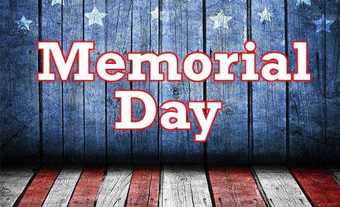 SPSD schools/offices closed for Memorial Day