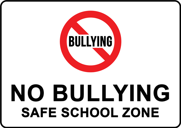 Online bullying form available