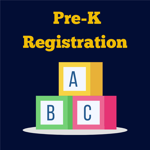 BES Pre-K registration rescheduled, Pope Pre-K registration announced