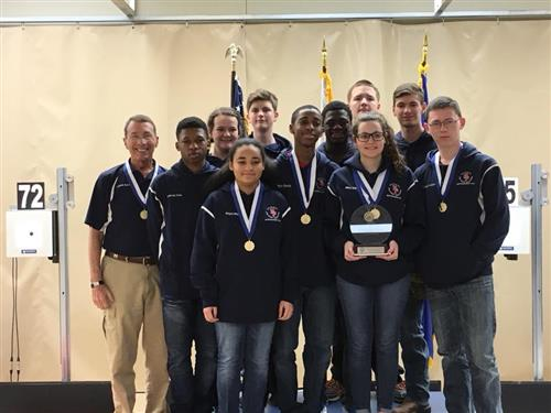 South Panola AFJROTC claims National Championship