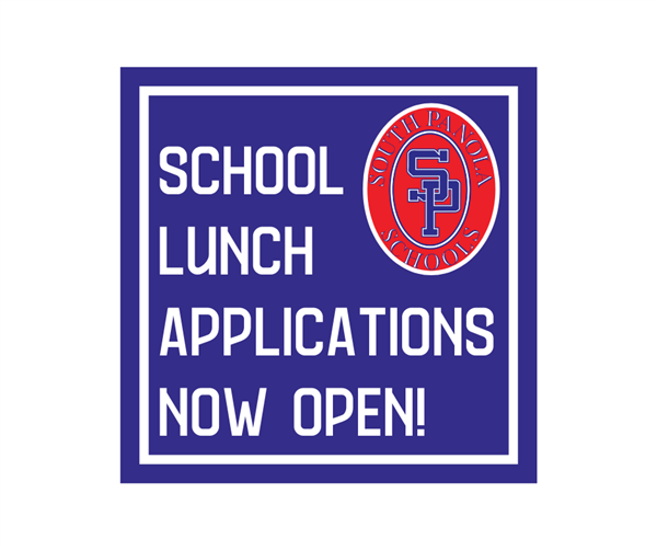 Online meal applications currently being accepted