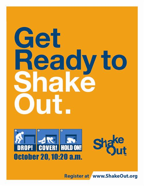 SPSD schools to take part in Great Central US ShakeOut