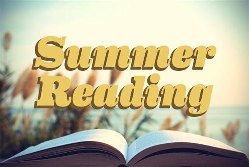 Reminder: Summer reading assignments