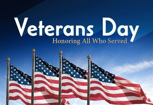 SPSD schools plan Veteran Day programs