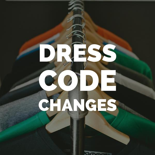 2019-20 SPSD Dress Code changes