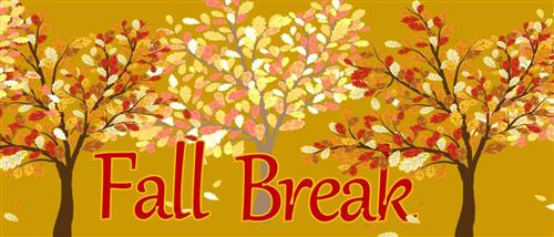 SPSD schools, offices closed Oct. 7-10 for fall break