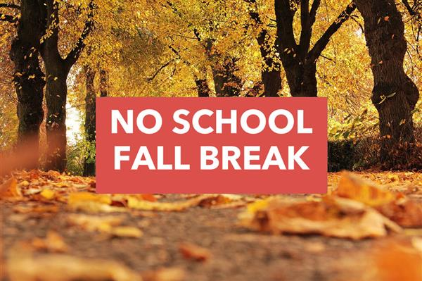 SPSD schools, offices closed for Fall Break
