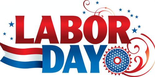 SPSD schools and offices closed for Labor Day