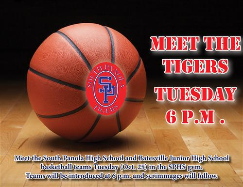 Fans can Meet the Tigers on Tuesday