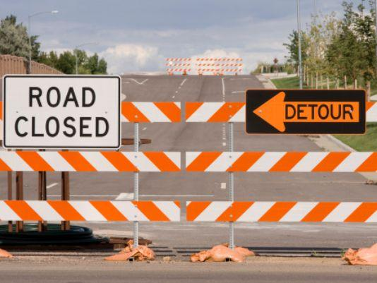 Portion of Tiger Drive to be closed starting Aug. 15
