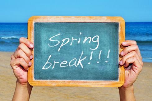 SPSD schools, offices closed for Spring Break