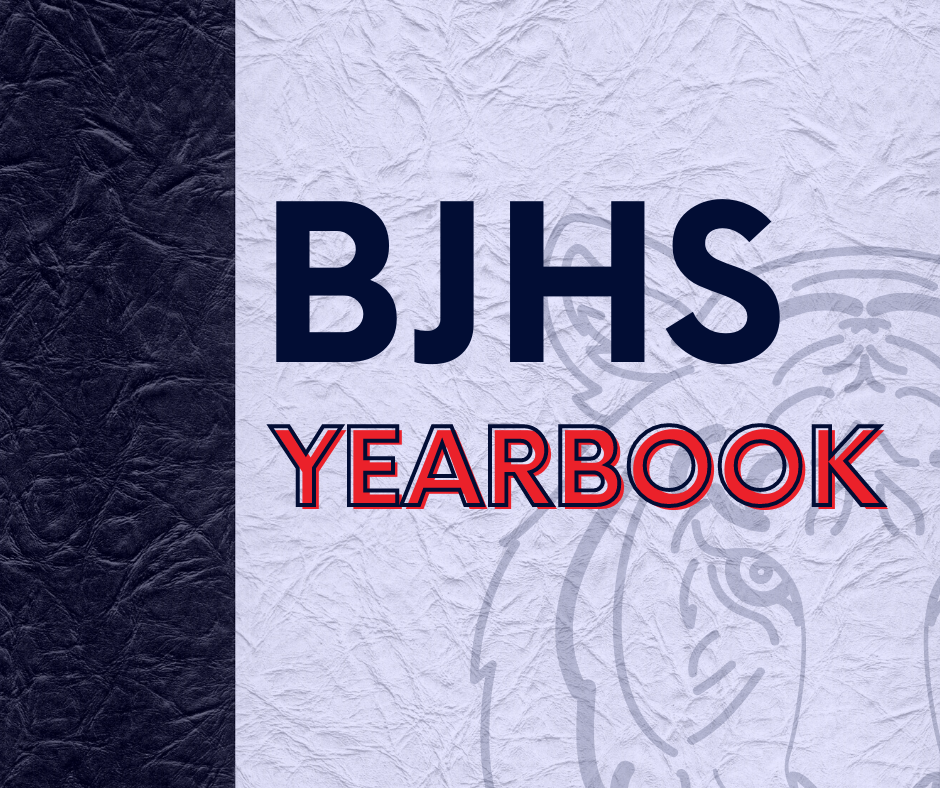 BJHS YEarbook Sales